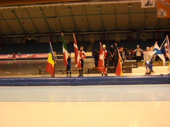 Oliver Lindenskov bærer det Danske Flag!
