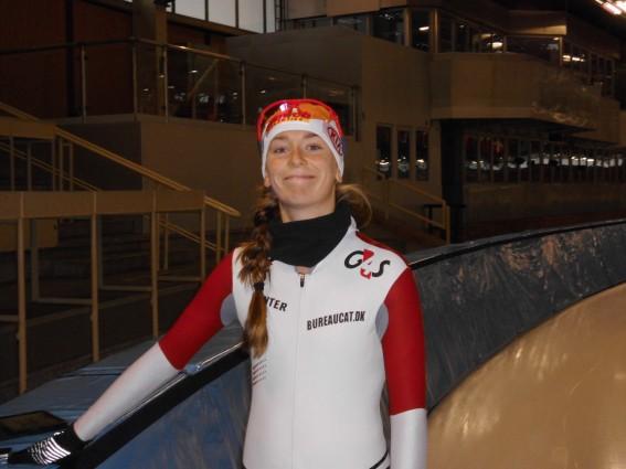 Elena Rigas.